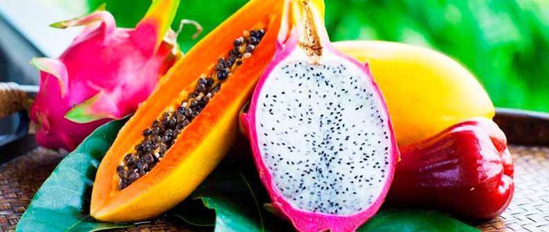 Занзибар - невероятно вкусные фрукты