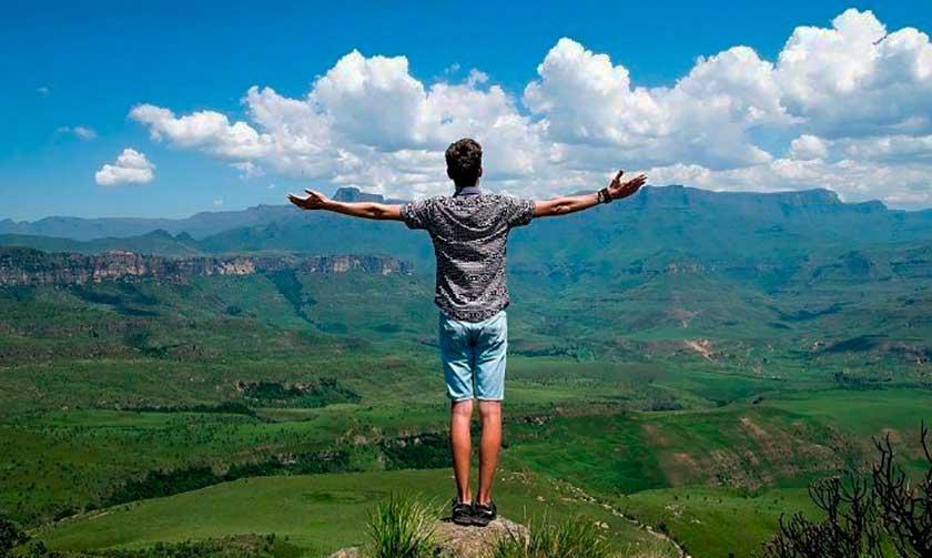 Горные пейзажи Танзании