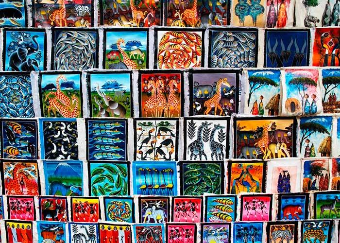 Рынки Занзибара   все про шопинг и сувениры - фото