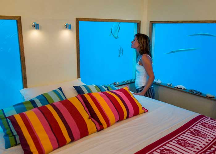 Отель Manta Resort в Занзибаре