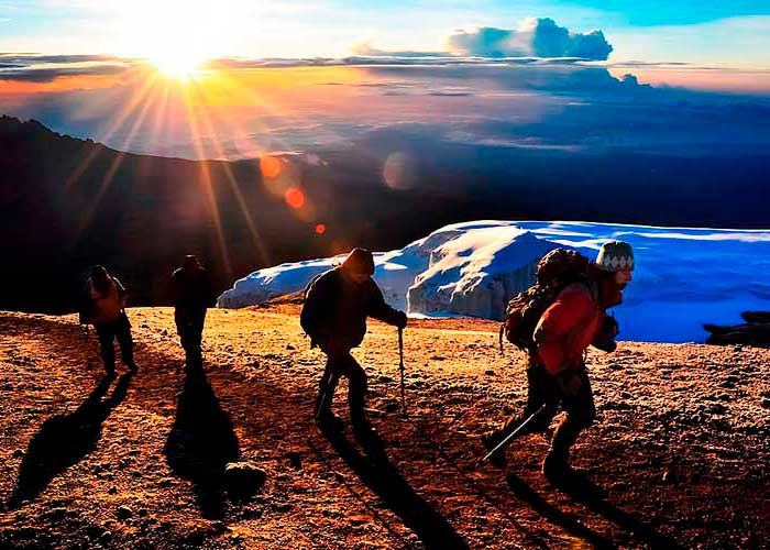 Маршрут Мачаме на Килиманджаро