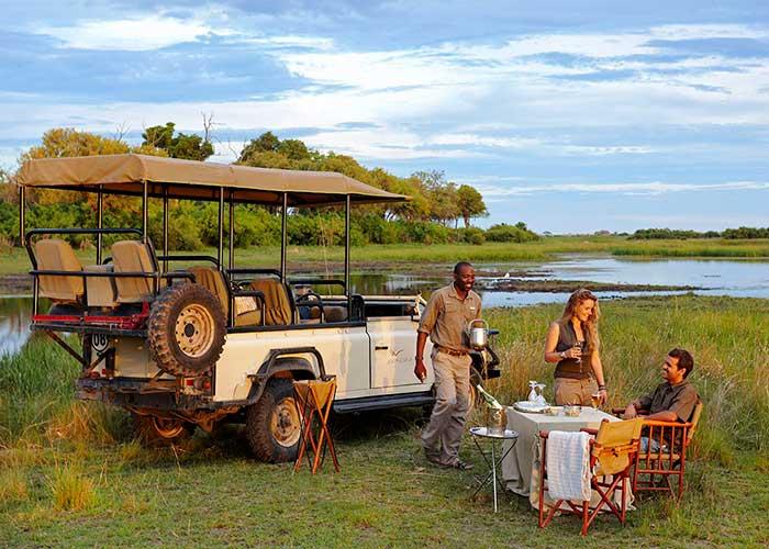 Медовый месяц на сафари в Танзании