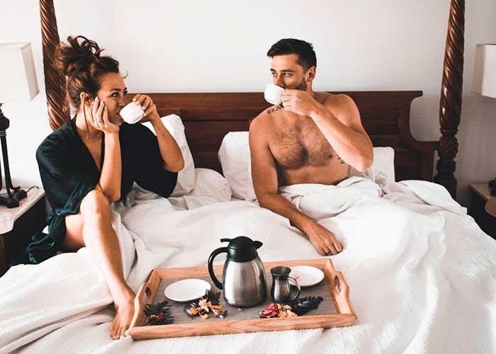 Номер молодоженов, медовый месяц на Занзибаре