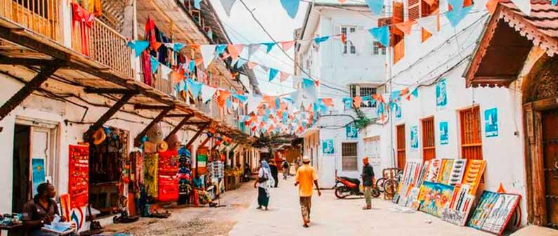 Рынки Занзибара - все про шопинг и сувениры