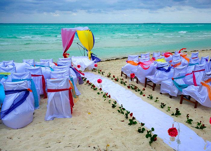Свадьба на берегу океана, Свадьба на Занзибаре