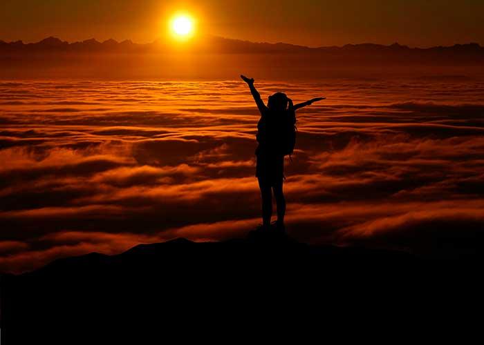 Закат на Килиманджаро