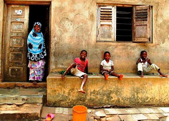 Жители Занзибара