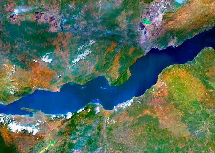 Великие озёра Танзании - внутренние моря Африки