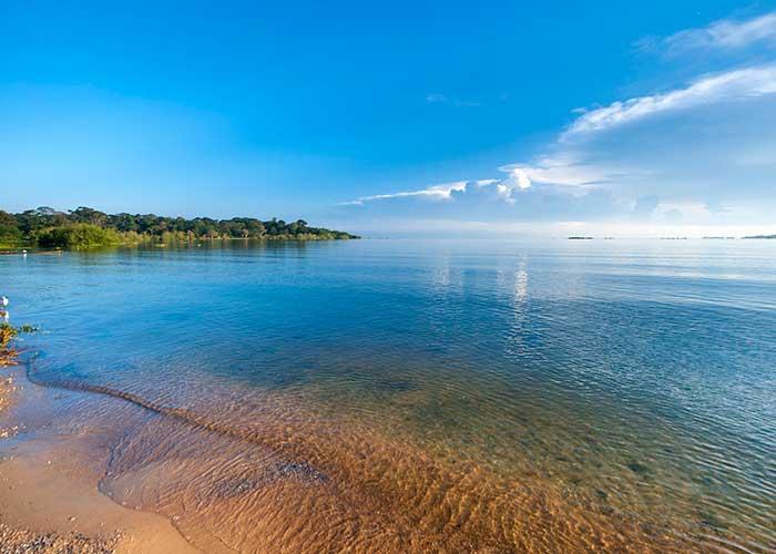 Танзанийское озеро Виктория