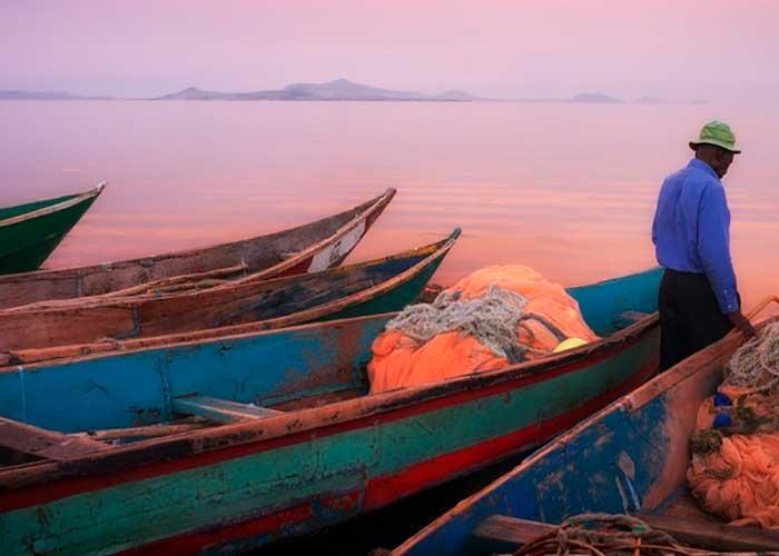 Рыбалка на озере Ньяса