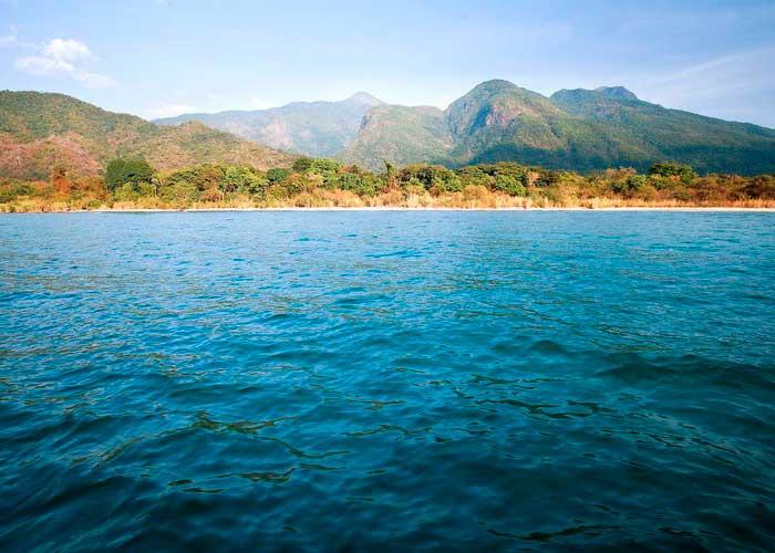 Озеро Танганьика в Танзании
