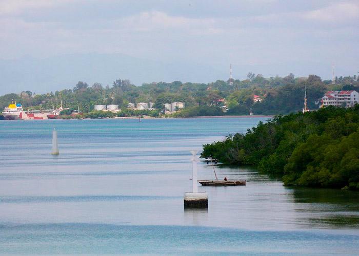 Река Пангани