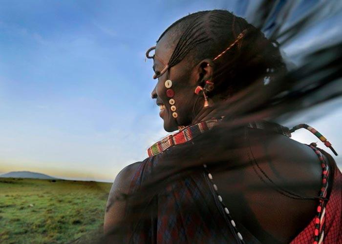 Масаи удивительное племя в Африке - фото