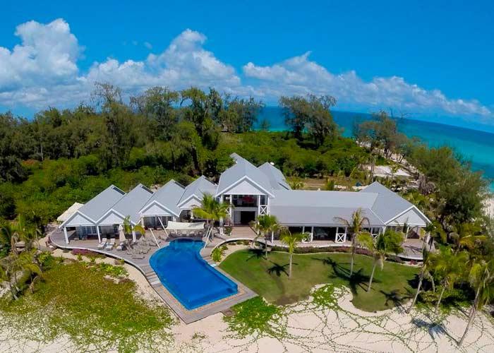 Отель Mafia Island Logde