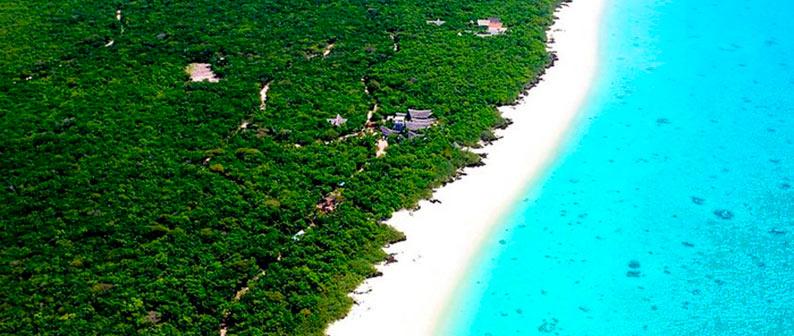 Пемба - остров нетронутой цивилизацией