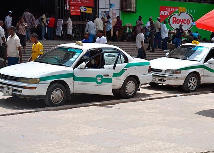 Занзибарское такси