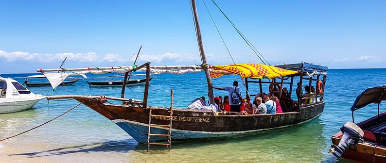 Лучшие места для рыбалки на Занзибаре