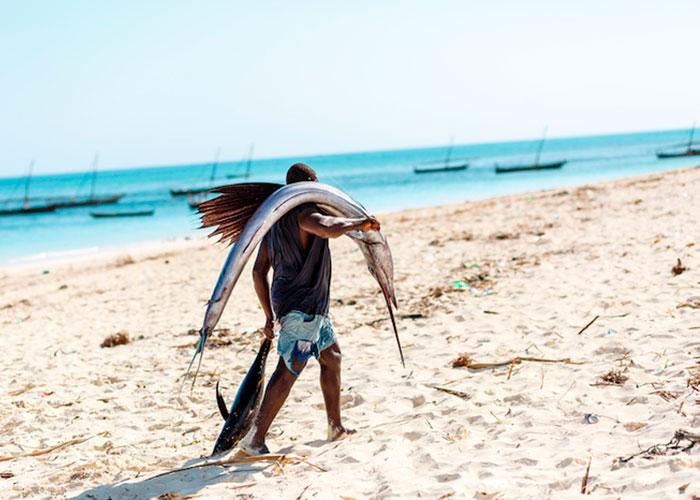 Лучшие места для рыбалки на Занзибаре - фото
