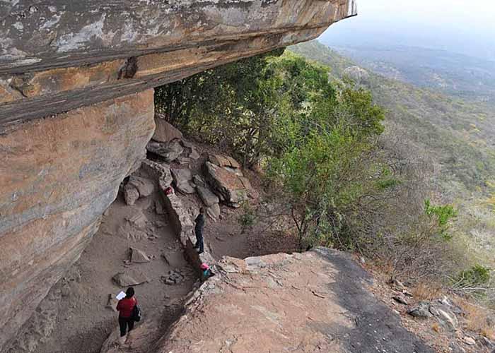 Пещеры древних людей