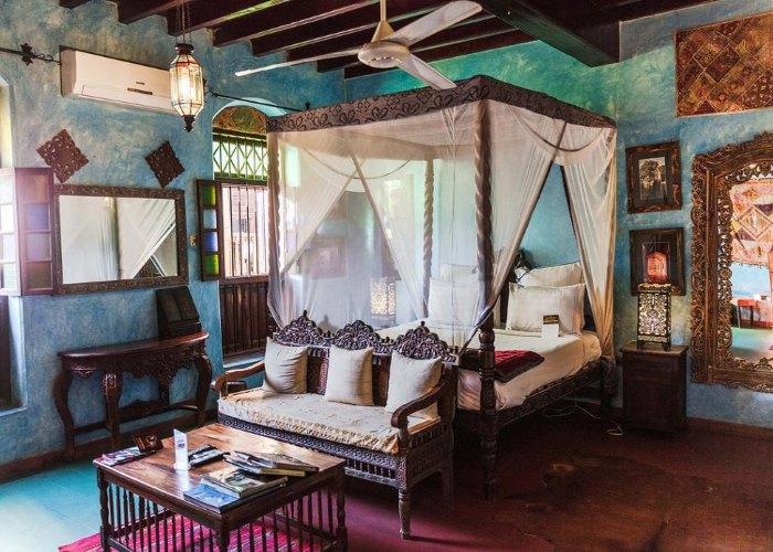 Уникальный отель Jafferrji house