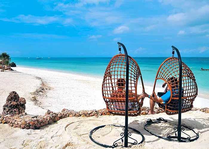 Отдых на африканском побережье
