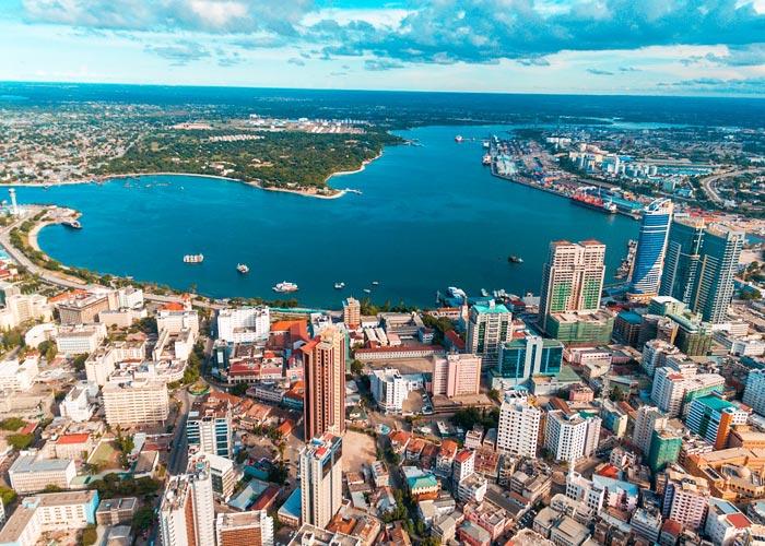 Обзорная экскурсия по городу Dar es Salaam - фото