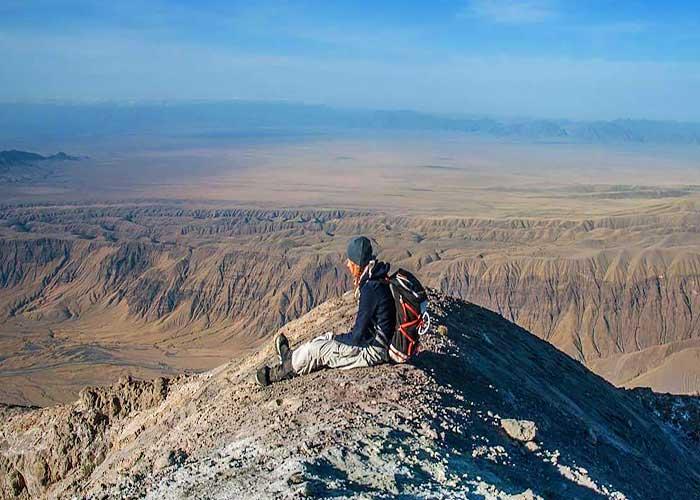Этапы восхождения на Ол Доиньо Ленгаи - фото