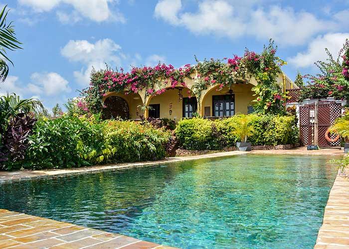 Отель Z Hotel Kidoti villas - фото