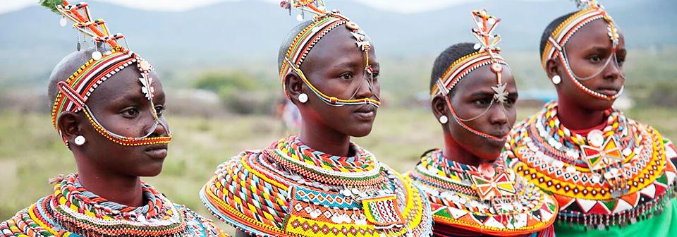 Племена в Танзании