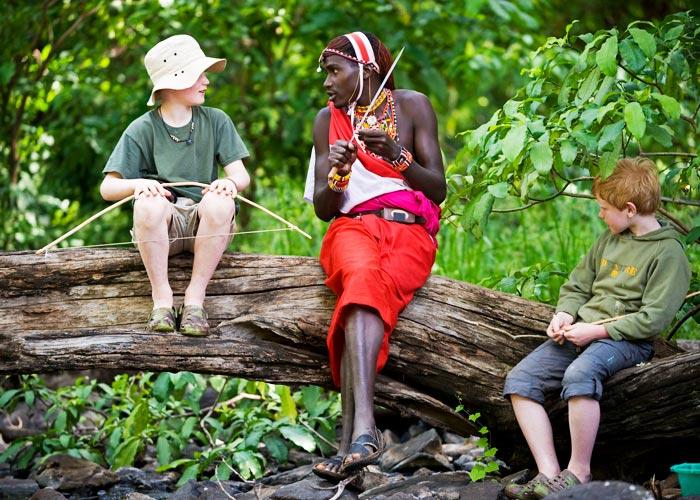 Языки Танзании - фото