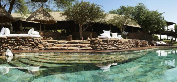 Отель Singita Faru Faru Lodge