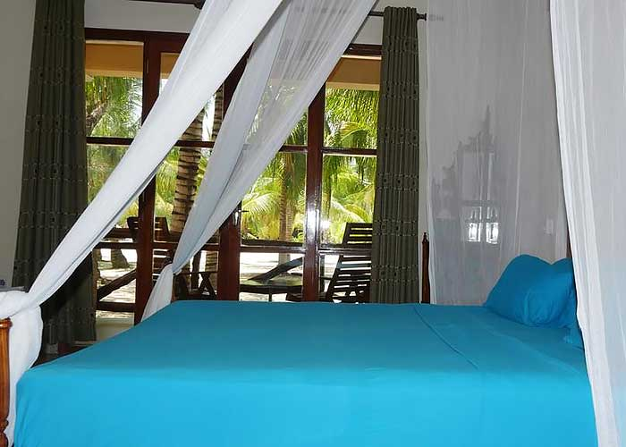 Отель Sunset Beach Bungalows Kendwa - фото