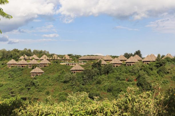 Отель Neptune Ngorongoro Luxury Lodge