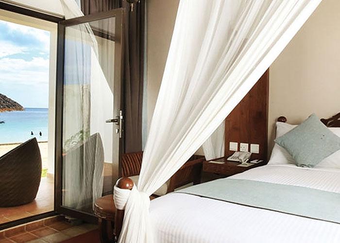 Отель DoubleTree Resort by Hilton Hotel Zanzibar Nungwi - фото
