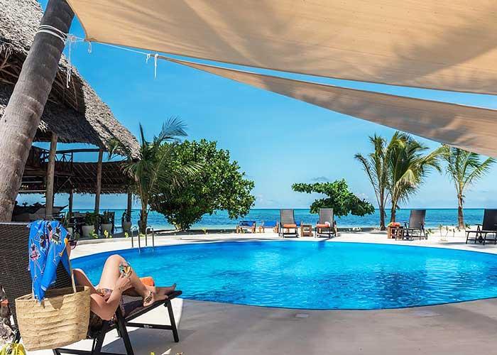 Отель Zanzibar Magic Boutique - фото